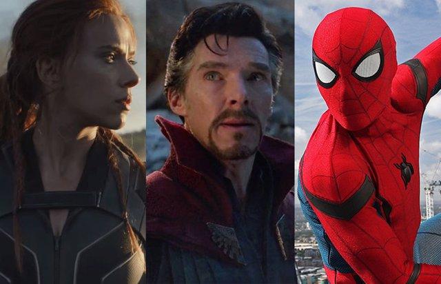Calendario de estreno de películas Marvel