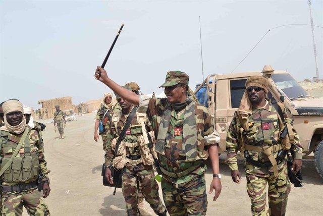 Chad.- Chad confirma la muerte de 52 soldados y unos mil supuestos miembros de B