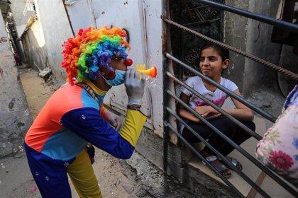 UNICEF reclama un esfuerzo internacional para proteger a la infancia más vulnerable durante la crisis del coronavirus