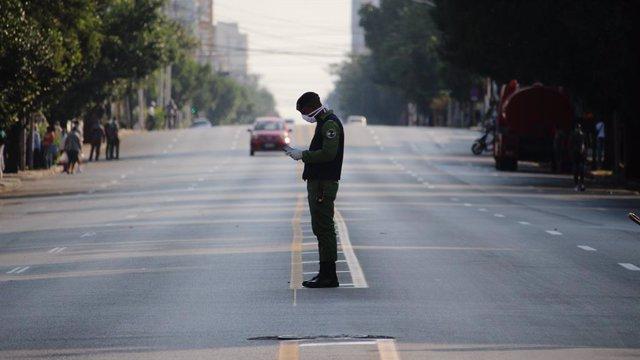 Coronavirus.- Cuba suspende el transporte público urbano y rural a partir de est