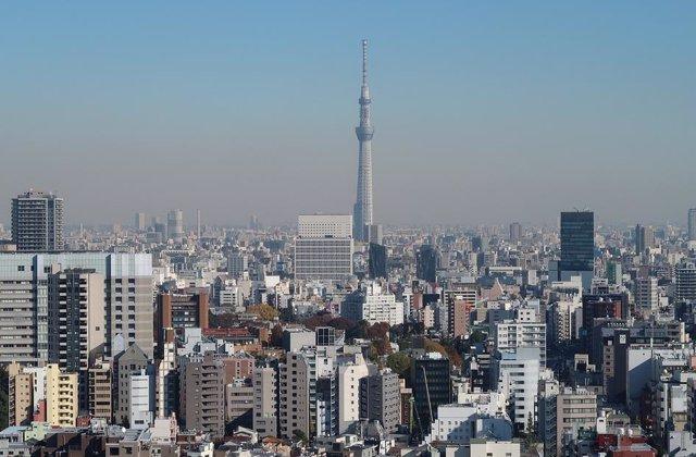 Torre Skytree en Tokio