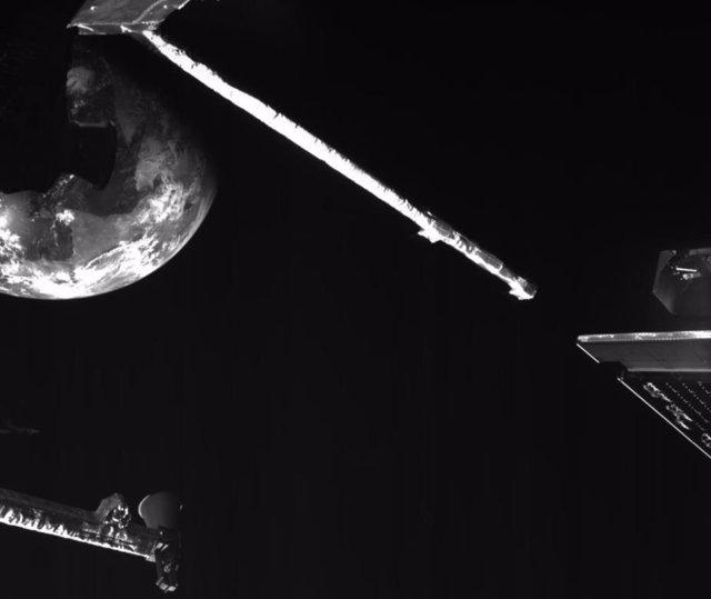 La misión BepiColombo pasa junto a la Tierra para alcanzar Mercurio