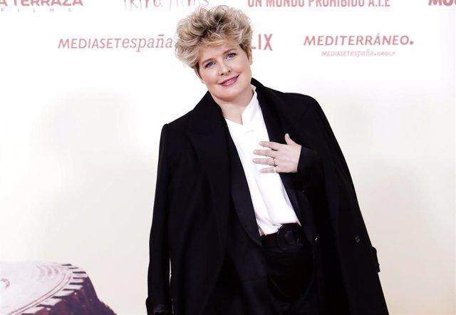 Tania Llasera, en una foto de archivo de Europa Press