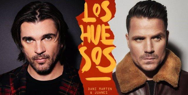 Juanes y Dani Martín