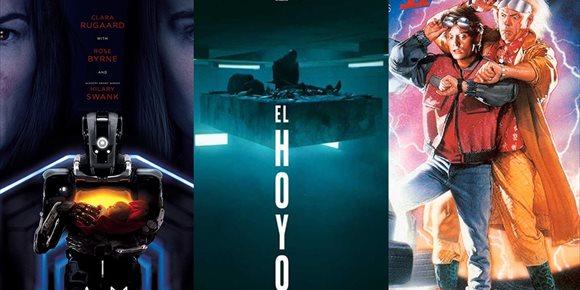 2. Las 10 mejores películas de ciencia ficción en Netflix
