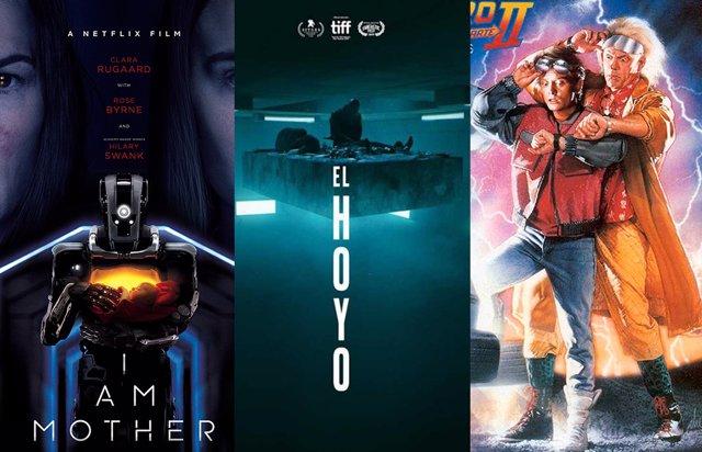 Películas de ciencia ficción en Netflix