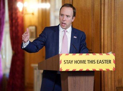 El Gobierno británico todavía cree prematuro aventurar la llegada al pico de coronavirus