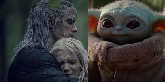 1. Ciri en The Witcher es como Baby Yoda en The Mandalorian en este genial tráiler honesto