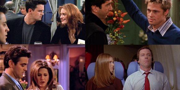 1. Los 20 cameos de estrellas más memorables de Friends