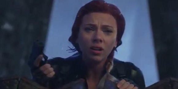 2. La otra muerte de Viuda Negra en Vengadores: Endgame (VÍDEO)