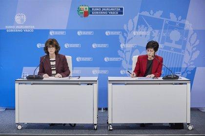 Gobierno Vasco vigilará posibles rebrotes después de que Euskadi registre 36 nuevas muertes y 412 positivos