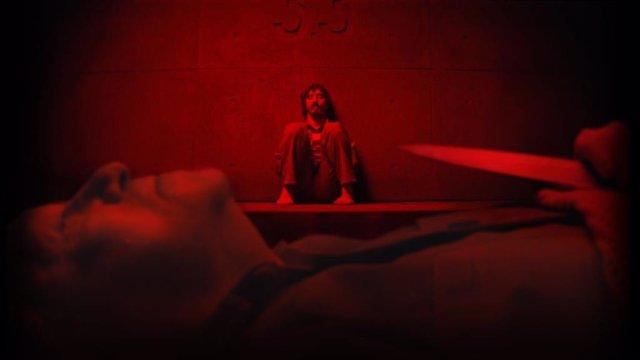 Imagen de la película El hoyo