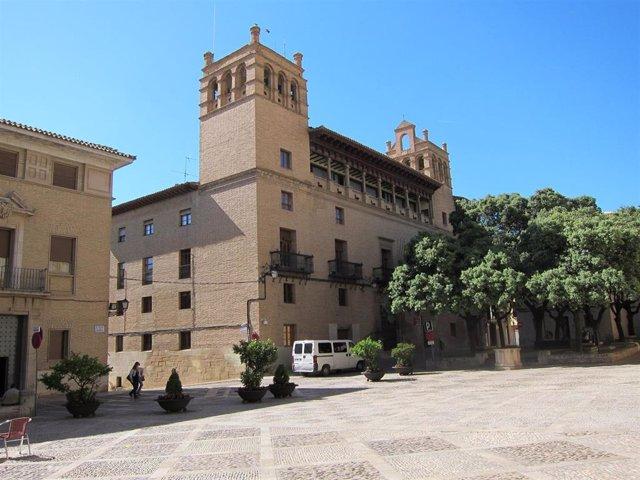 Sede del Ayuntamiento de Huesca