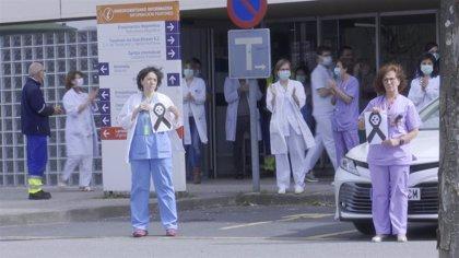 Coronavirus.- Las muertes en España repuntan a 619 en las últimas 24 horas, rompiendo la tendencia de últimos días