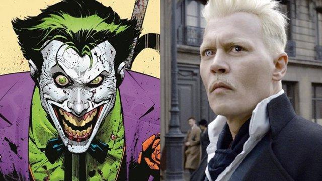 Así sería Johnny Depp en Joker