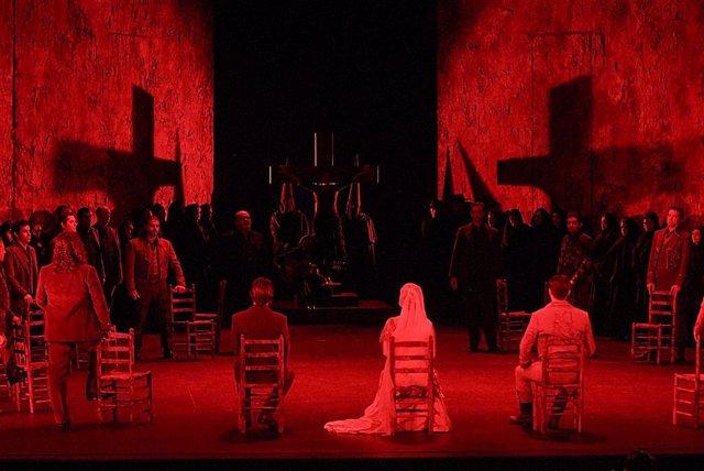 Coronavirus.- Les Arts sigue con su oferta de ópera en línea con 'La vida breve', su única grabación con Lorin Maazel