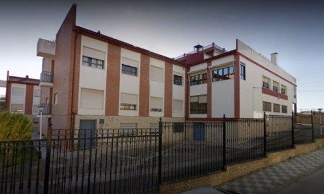 La Residencia-Hogar para Mayores San Rafael de Montilla en una imagen de archivo.