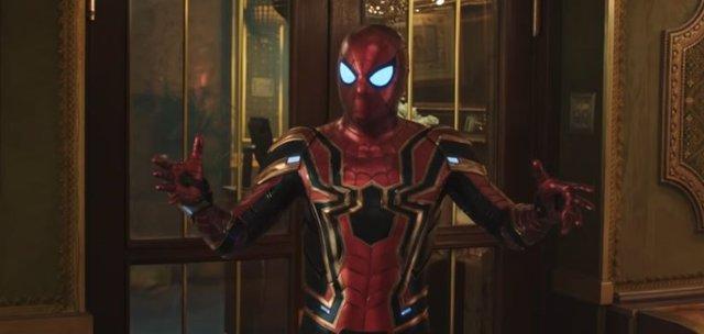 Spider-Man en Lejos de Casa