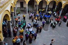 Imagen de archivo de la Universidad de Granada.