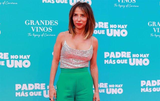 María Patiño, en una foto de archivo de Europa Press