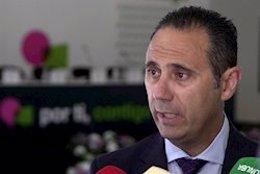 El presidente de CSIF Andalucía, Germán Girela.