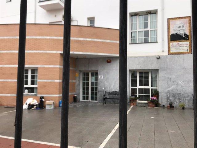 Rediencia de mayores de Alcalá del Valle