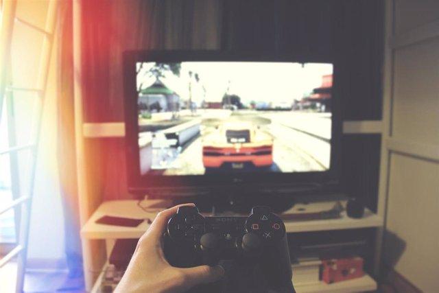 Foto recurso videojuegos.
