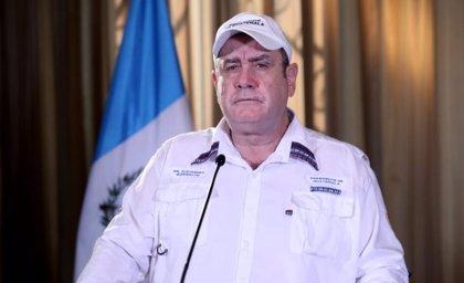 Coronavirus.- Guatemala multará a quienes salgan a la calle sin mascarilla