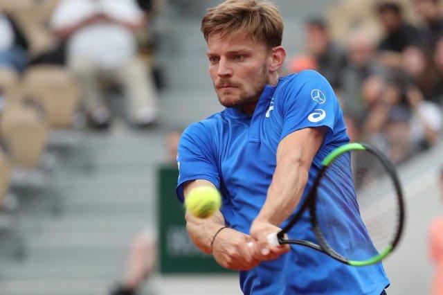 Tenis.- Goffin, Mladenovic, Khachanov y Bouchard participarán en el Mutua Madrid