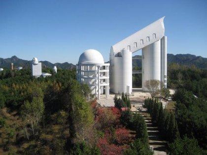 Un telescopio chino descubre la estrella de rotación más rápida