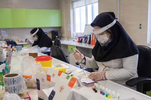 Coronavirus.- Irán supera los 4.500 fallecidos por coronavirus tras registrar 11