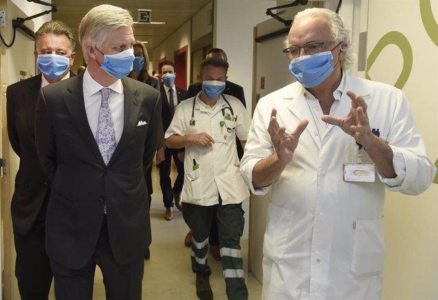 Coronavirus.- Bélgica supera los 30.000 contagios y se aproxima a los 4.000 fall