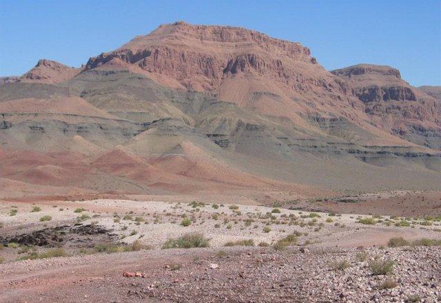 Niveles de CO2 como los del siglo XXI antes de una extinción del Triásico