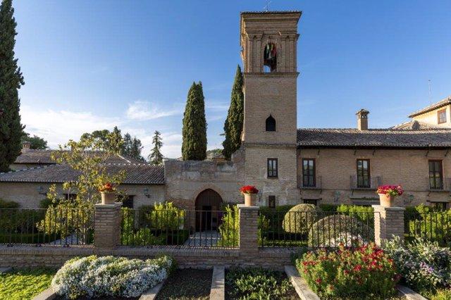 Imagen del Parador de Granada.
