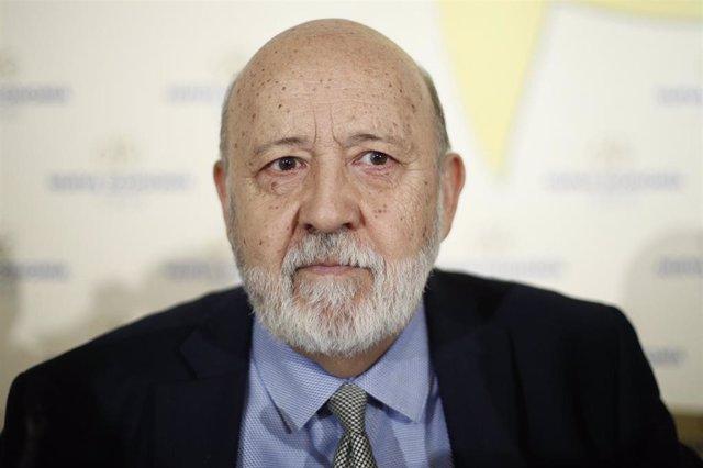El presidente del Centro de Investigaciones Sociológicas (CIS), José Félix Tezanos