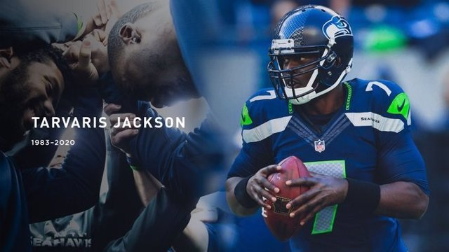 Fallece el exquarterback de la NFL Tarvaris Jackson en un accidente de tráfico a los 36 años