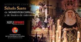 El Consejo, mediante la plataforma Neflicofrade, ha emitido vídeos de procesiones cada día