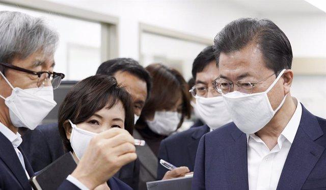 Coronavirus.- Corea del Sur experimenta poco cambio en sus cifras, pero alerta d