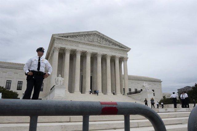 EEUU.- El Tribunal Supremo de EEUU retransmitirá por primera vez en vivo los arg