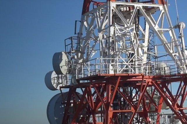 Torre de telecomunicaciones de Cellnex