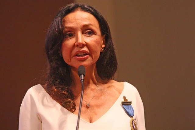 Esther Koplowitz, en una foto de archivo de Europa Press