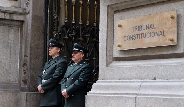 Coronavirus.- El TC de Chile rechaza la petición de diputados oficialistas para