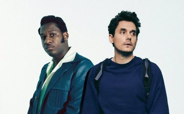 Leon Bridges y John Mayer