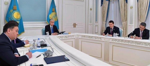 Coronavirus.- Kazajistán amplía hasta el 1 de mayo el estado de emergencia por e
