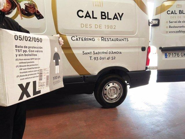 Donació Calç Blay