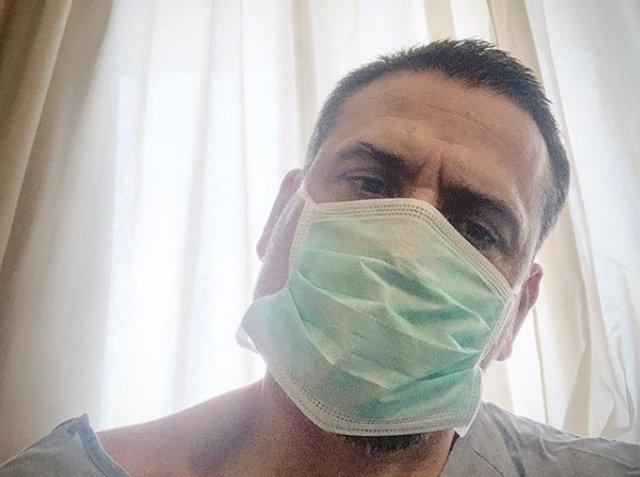Fútbol.- Andrés Palop abandona el hospital tras 12 días ingresado por coronaviru