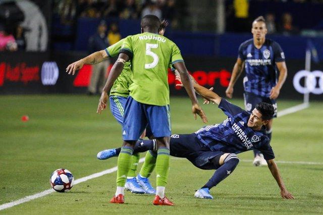 """Fútbol.- La MLS dice que volver en mayo es """"extremadamente improbable"""""""