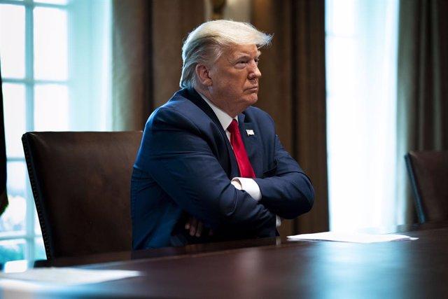 """Coronavirus.- Trump suspende la financiación de EEUU a la OMS y le acusa de """"enc"""