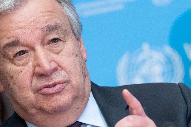 """Coronavirus.- La ONU defiende que la OMS """"tiene que apoyarse"""" y afirma que """"no e"""