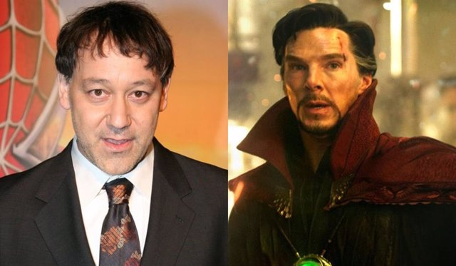 Sam Raimi dirigirá Doctor Strange in the Multiverse of Madness